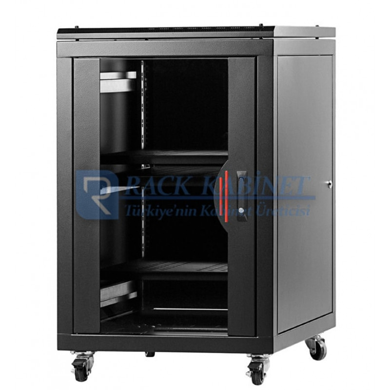 16U SERVER RACK KABİNİ 60cm ...