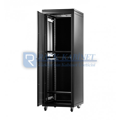 42U SERVER RACK KABİNİ 60cm GENİŞLİ...