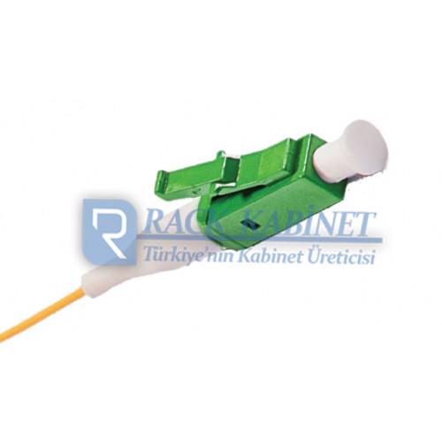 Fiber Optik Pigtail LC/APC Single Mode 9...